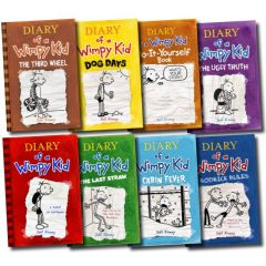 Diary of Wimpy Kid by Jeff Kinney