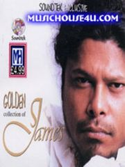 Golden Collection Of James - CD