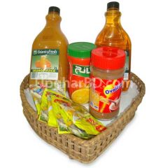 Gift package to wish good health