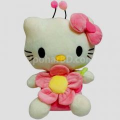 Hello Kitty butterfly soft toy