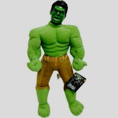 Hulk Super Hero soft toy