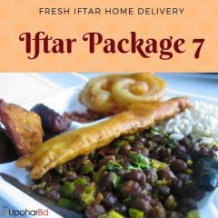 7. Star Iftar Package for 3-5 People