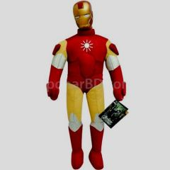 Iron Man Super Hero soft toy