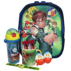Ben 10 Combo Pack with Chocolates