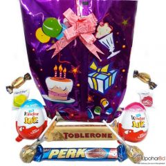 Party bag for kids birthday