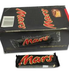 1 box of Mars (24pc x 51gm)