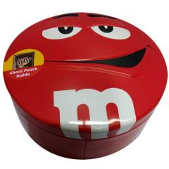 1 Red box of M&M 200gm