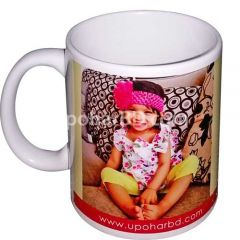 Mug with printed photo for kids