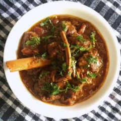 Add on - Mutton rezala from Star