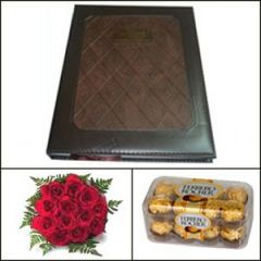 Diary package gift for New Year