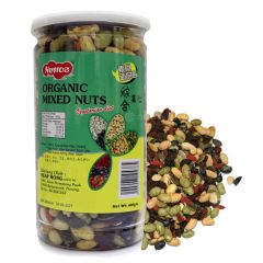 Nuttos Organic Mixed Nuts- 400gm