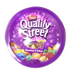 1 box of Nestle Quality Street 240gm