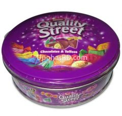 1 box of Nestle Quality Street 480gm