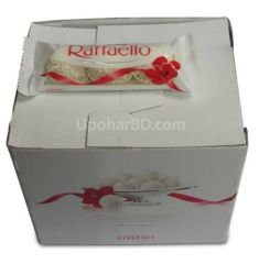 1 box of Raffaello (16x3pc packet)