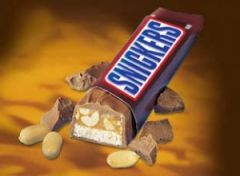 Snickers for anyone