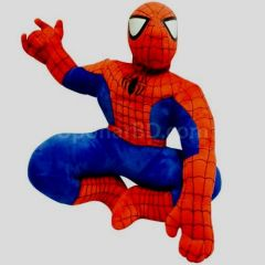 Spiderman small soft toy
