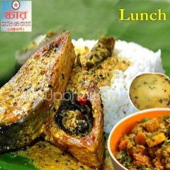 Package with cooked ilish fish from Star restaurant