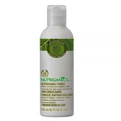 The Body Shop Nutriganics Refreshing Toner 200ml