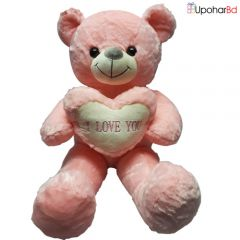 Valentine Teddy with heart