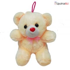 Cute mini teddy in Cream